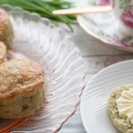 Parmesan and Sage Scones