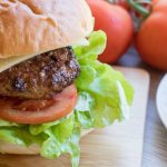 Pork, Apple and Sage Burgers
