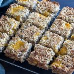 Coconut Mango Oat Bars