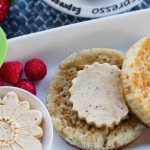 Gluten Free Crumpets with Maple Butter