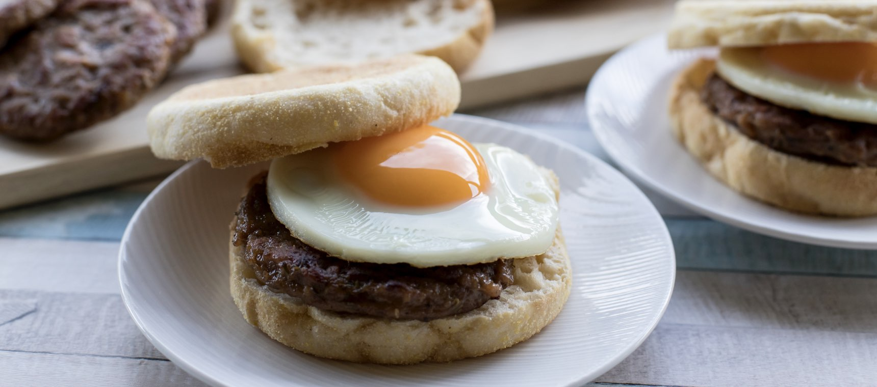 Sausage and Egg MixMuffin