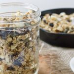 Stovetop Macadamia Honey Muesli