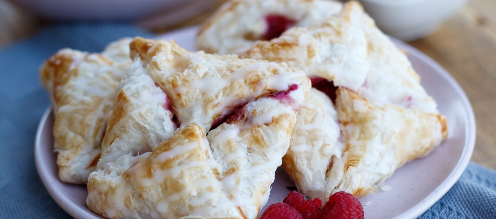 Easy Berry Pastries
