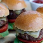 Sam's 'Cheesy Surprise' Sliders For Two