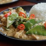 Satay Chicken For Two