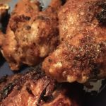 Joe's Jerk Chicken Wings in the Thermomix