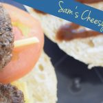 Sam's Cheesy Surprise Burgers