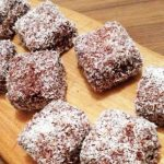 Thermomix Lamingtons