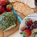 Garlic and Herb Cheese Ball