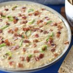 Warm Corn and Bacon Dip